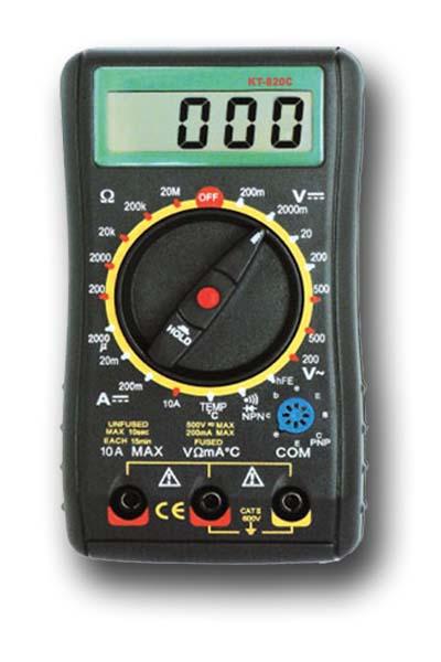 Kilter Electronic Institute Co Ltd Multimeter Air Ion