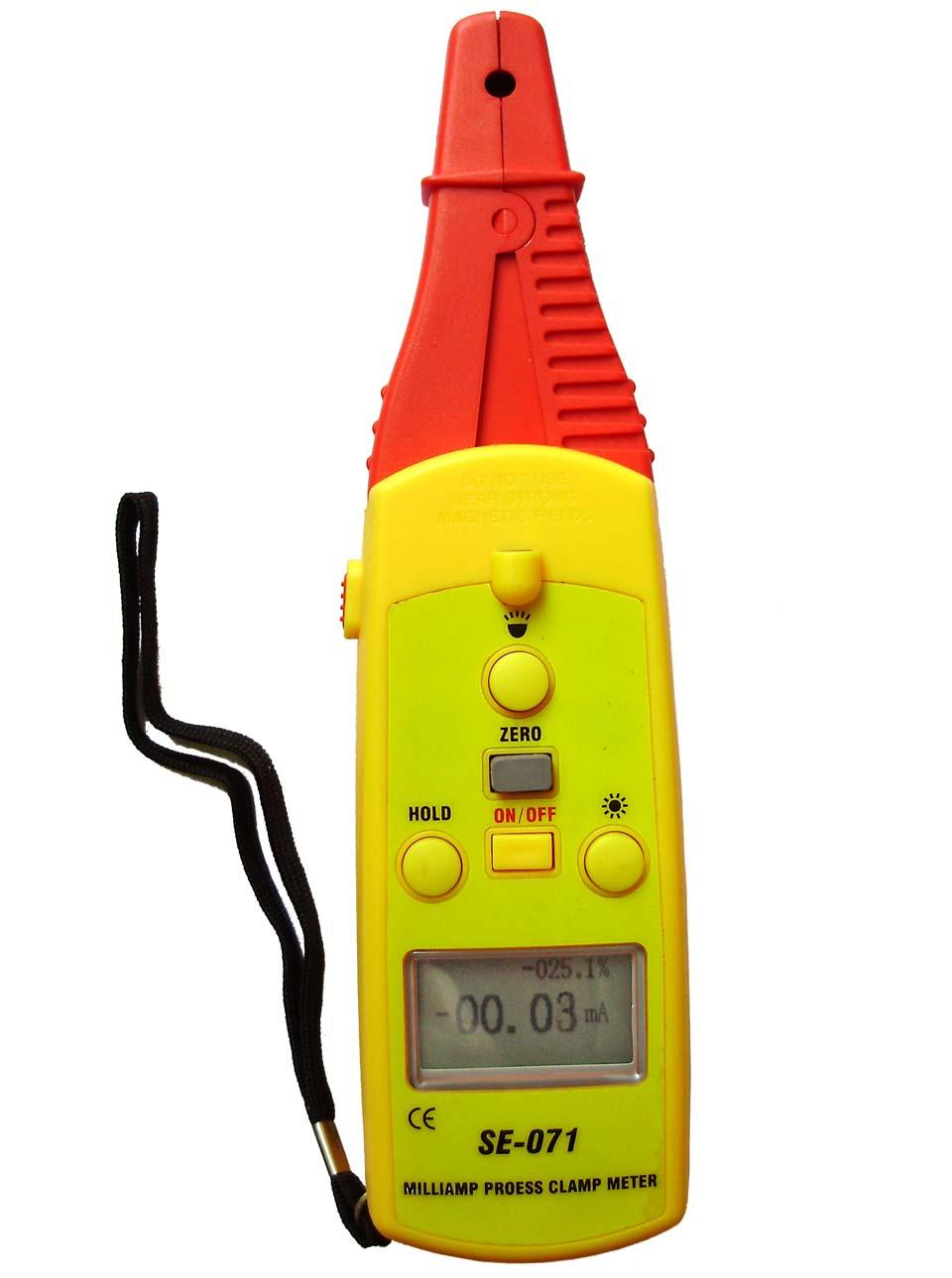 Se 071 Dc 40 Ma Process Clamp Meter 10 A Resolution Ebay