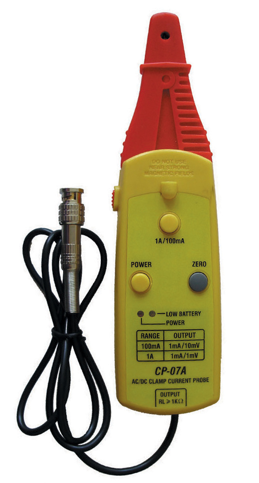 Low Current Probe : Cp a ac dc extremely low current clamp probe ua ebay